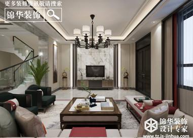 华泽天下-现代风格别墅