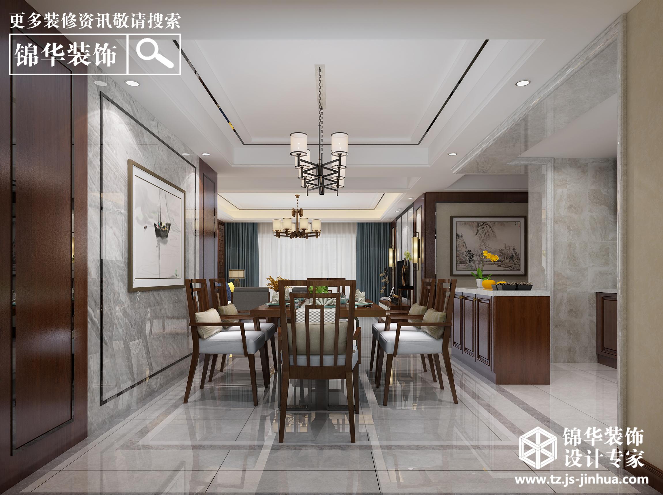 世纪新城-新中式风格