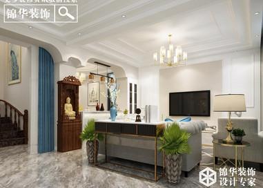 泰东别墅-美式风格