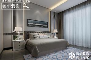 金通玫瑰园-现代风格-顶层复式170平-全案造价60万