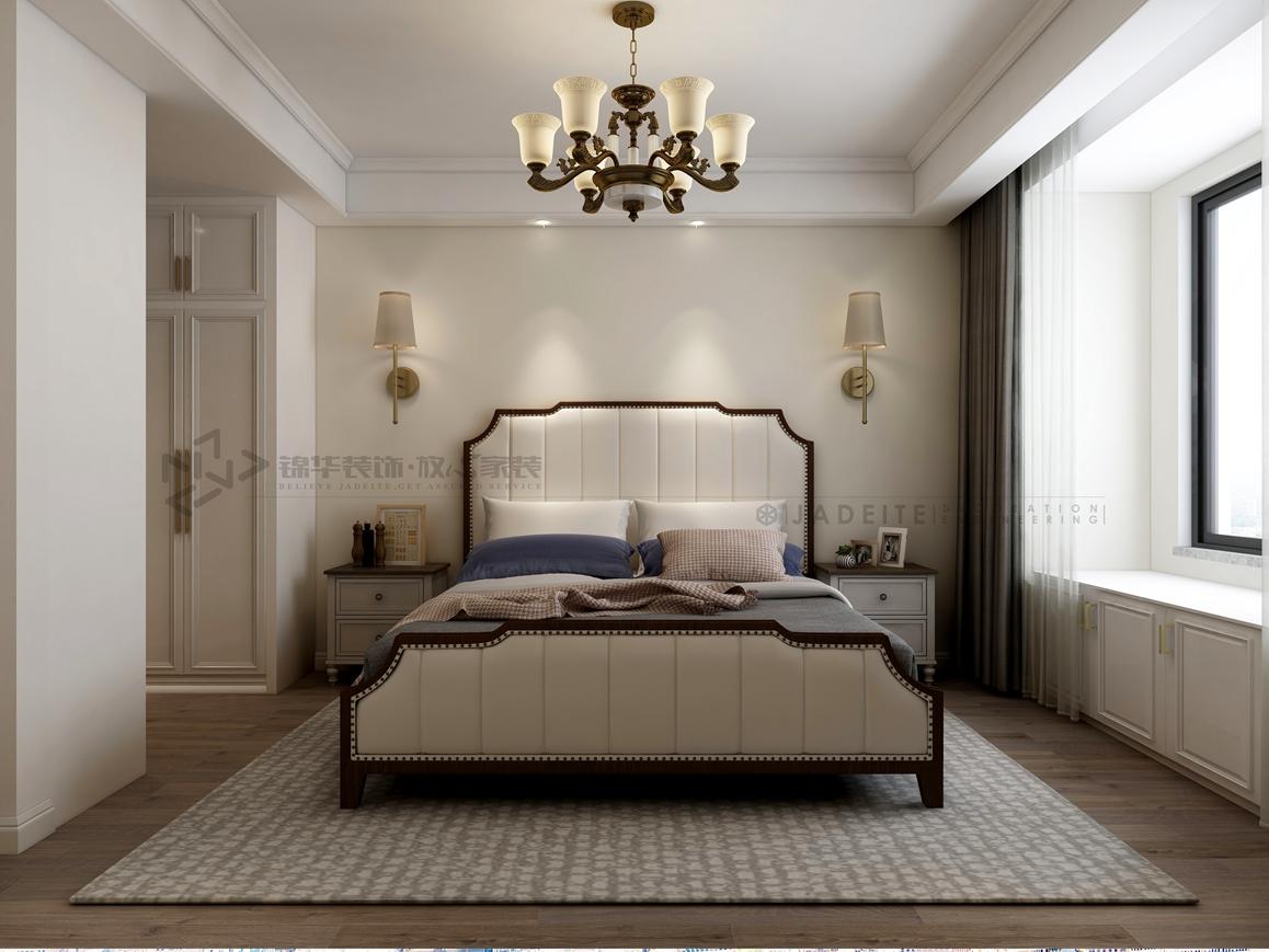 世茂璀璨泱颂--现代风格-140㎡-四室两厅
