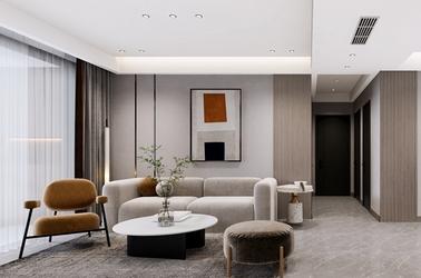 凯尔上东-现代简约-130㎡-三室两厅