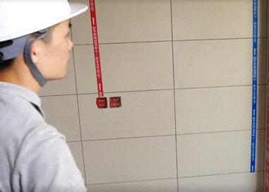 锦华装饰施工验收标准与流程——木瓦验收