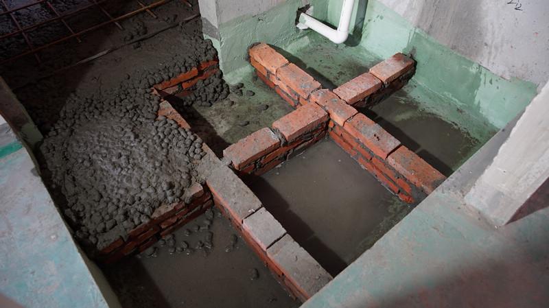 下沉式卫生间回填步骤是什么?