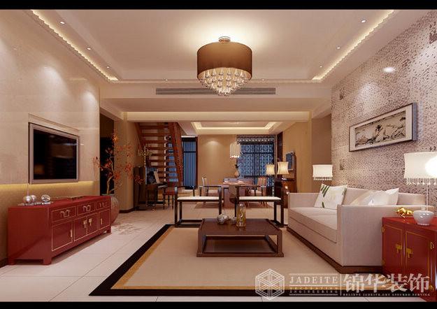 三室两厅简约风格效果图装修 三室两厅装修效果图 现代简约风格 无锡