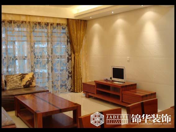 新联家园装修-两室一厅-现代简约