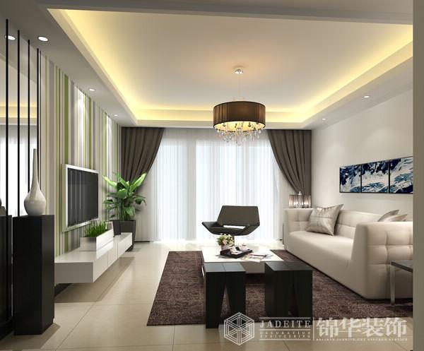 境装修-三室两厅-现代简约