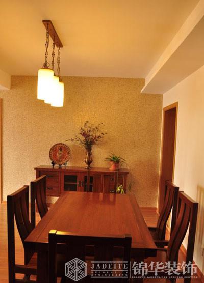 山语银城装修-三室两厅-新中式