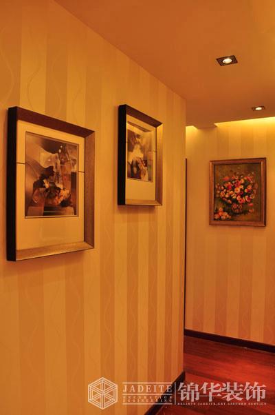 阳光装修-三室两厅-现代简约