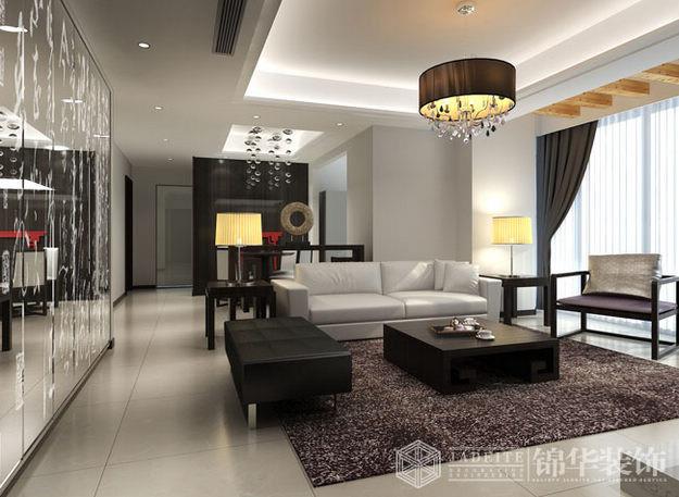 完美装修-两室两厅-新中式