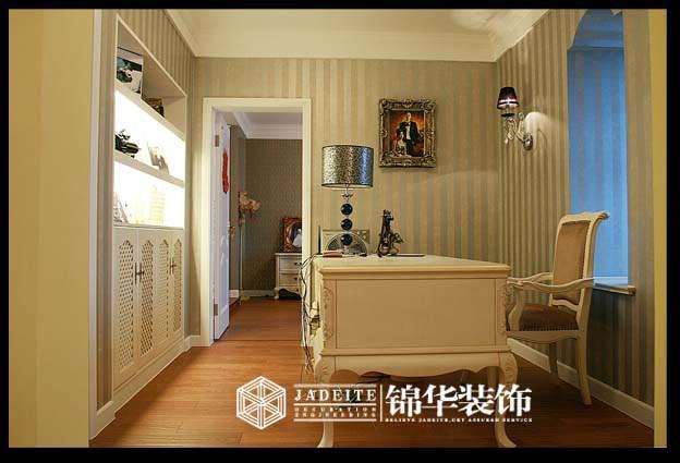 魅力万科装修-两室一厅-简欧图片