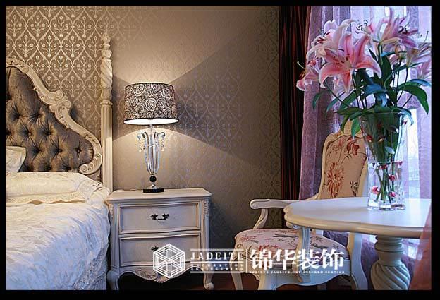 魅力万科装修-两室一厅-简欧