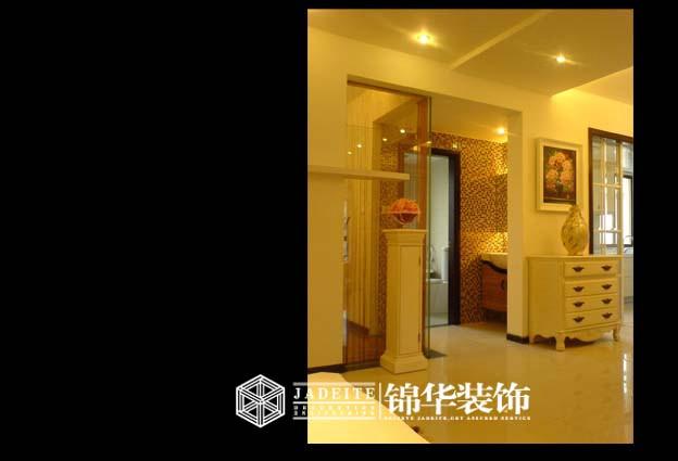 可爱的金子装修-两室一厅-简欧