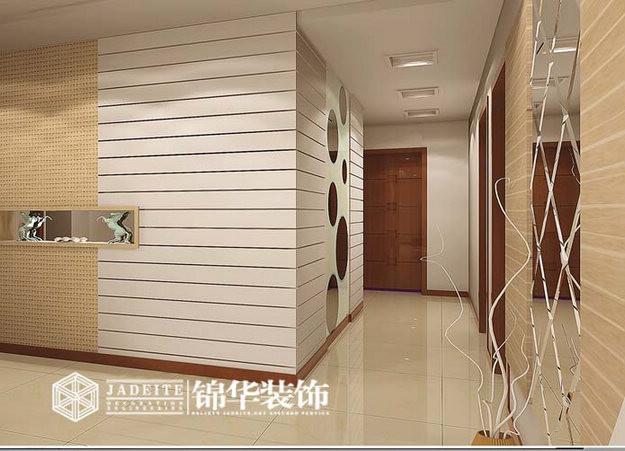 银仁御墅装修-两室两厅-现代简约