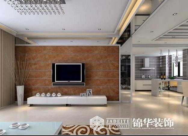 太湖国际装修-三室两厅-现代简约