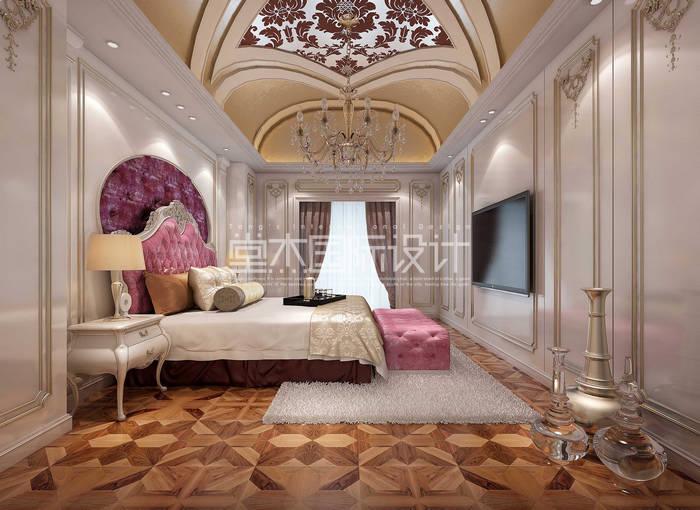 蠡湖尚郡450平欧式奢华风格效果图装修 别墅图片大全 欧式