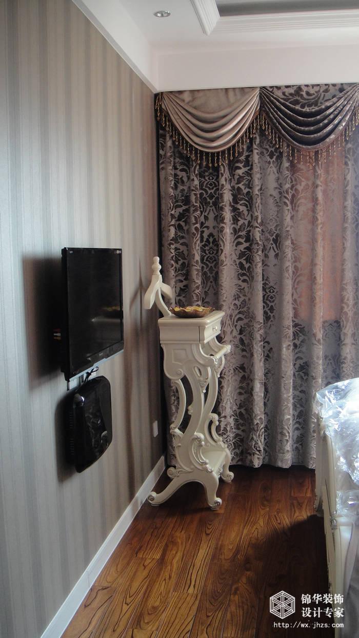 赛维拉150平四室二厅二卫欧式风格实景样板间装修-大户型-欧式古典