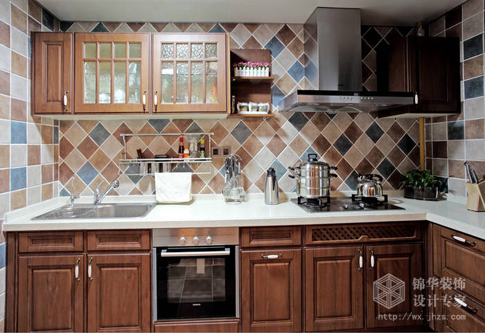 厨房装修效果图图片