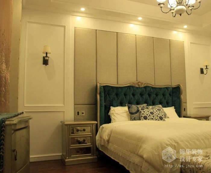 联排别墅实景样板间装修-别墅图片大全-欧式古典风格