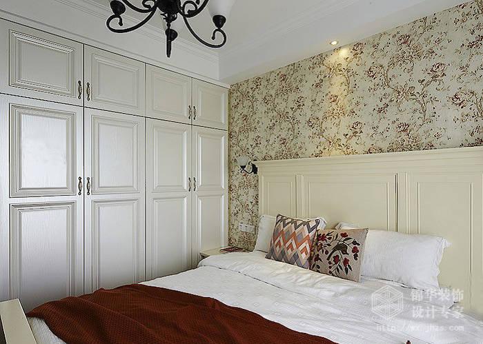 卧室装修效果图-装修图片-无锡锦华装饰