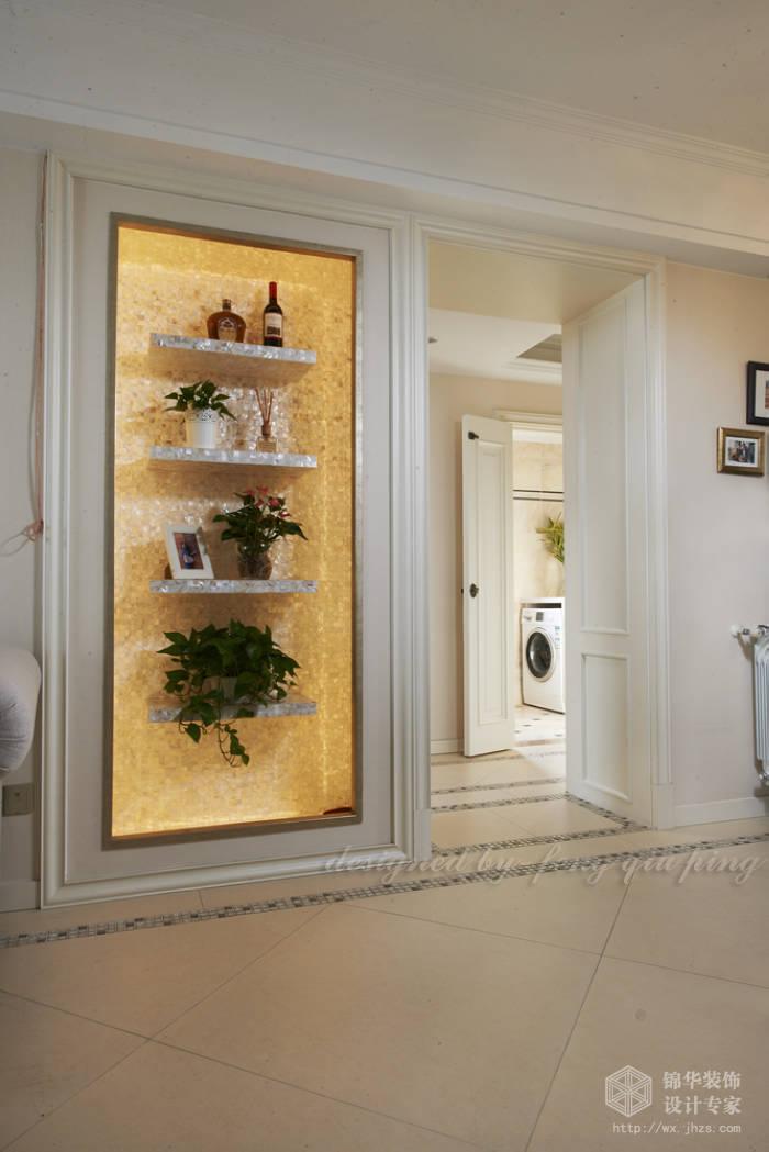 修 三室两厅装修效果图 美式乡村 田园 风格 无锡锦华装饰