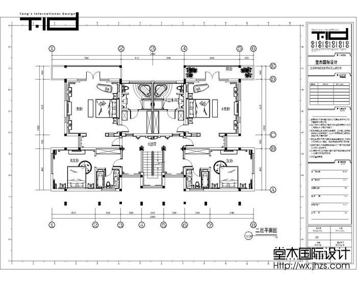 欧式风格-半山一号-别墅-1000平-户型图-装修效果图
