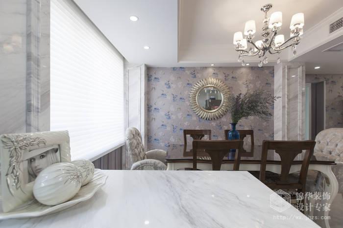混搭风格-绿地世纪城-两室两厅-115平-吧台-装修效果实景图