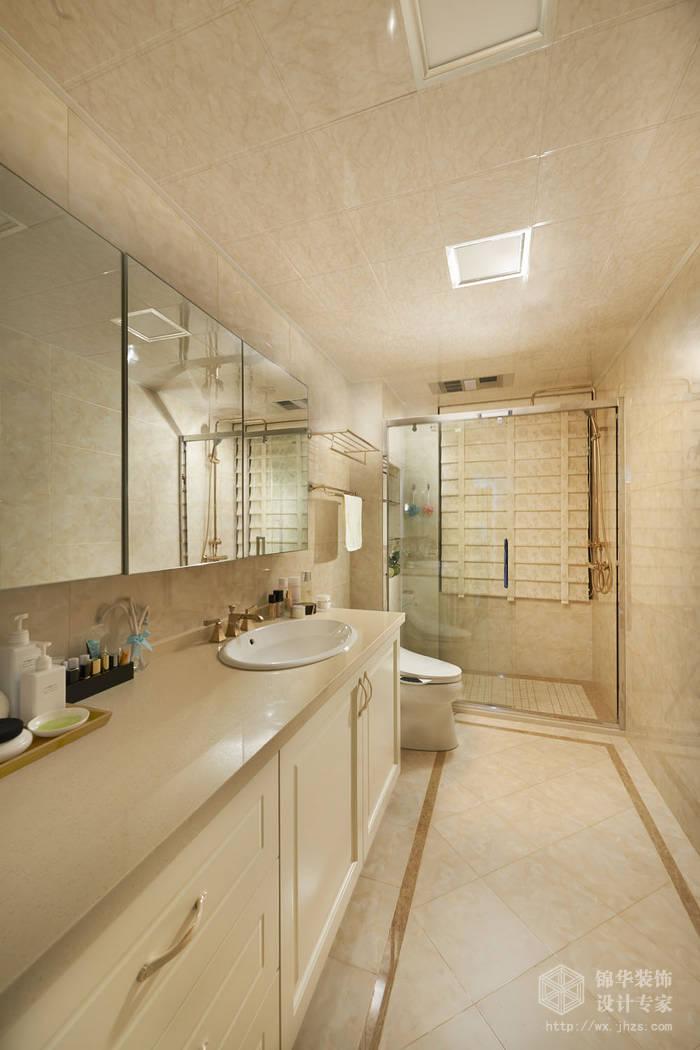现代简约-西水东-四室两厅-194平-装修效果实景图装修-大户型-现代简约