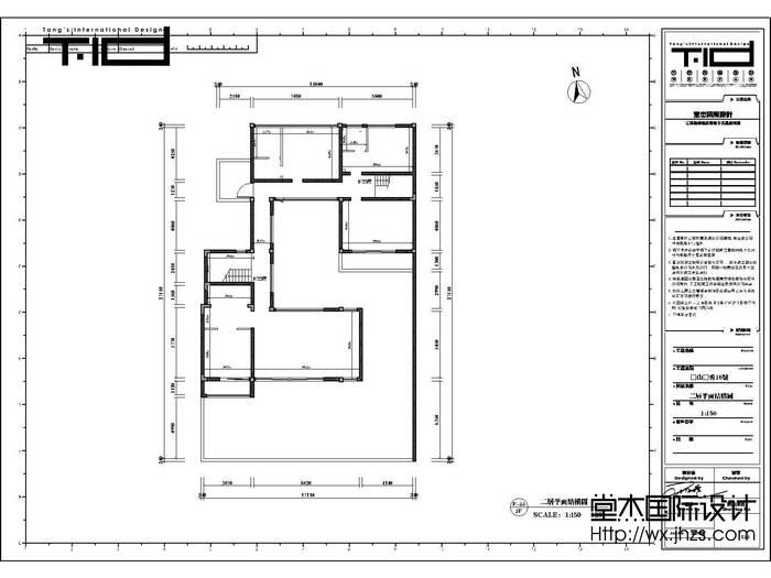 敔山嶺秀750平独栋现代极简风格实景样板间装修-别墅-现代简约