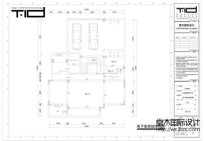 简欧风格-太湖锦绣园-别墅-450平-装修效果图装修-别墅-简欧