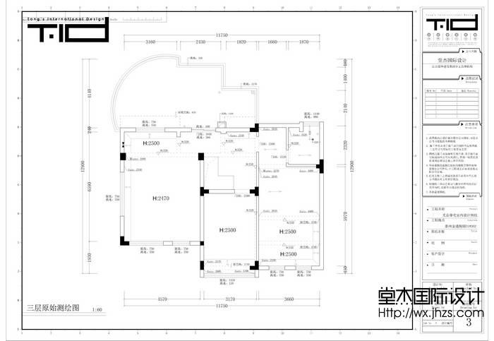 泰州金通梅园1000平独栋别墅新装饰主义风格效果图装修-别墅-新古典
