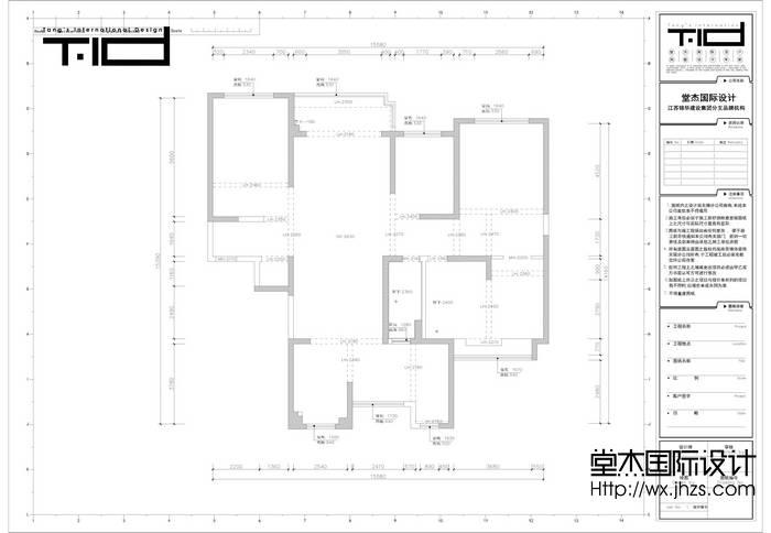 金域蓝湾240平雅致主义实景样板间装修-大户型-简欧