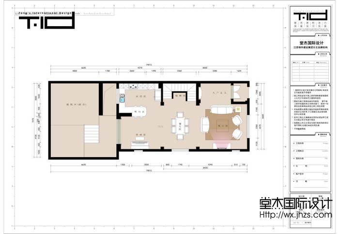 蠡湖公馆380平美式风格实景样板间装修-别墅-美式田园
