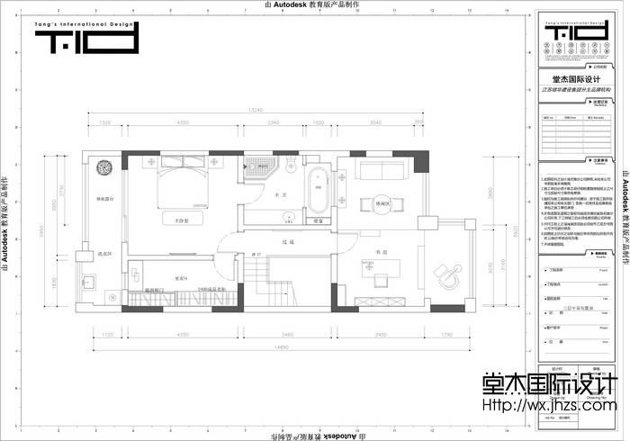 万象九里330平现代美式风格效果图装修-别墅-美式田园