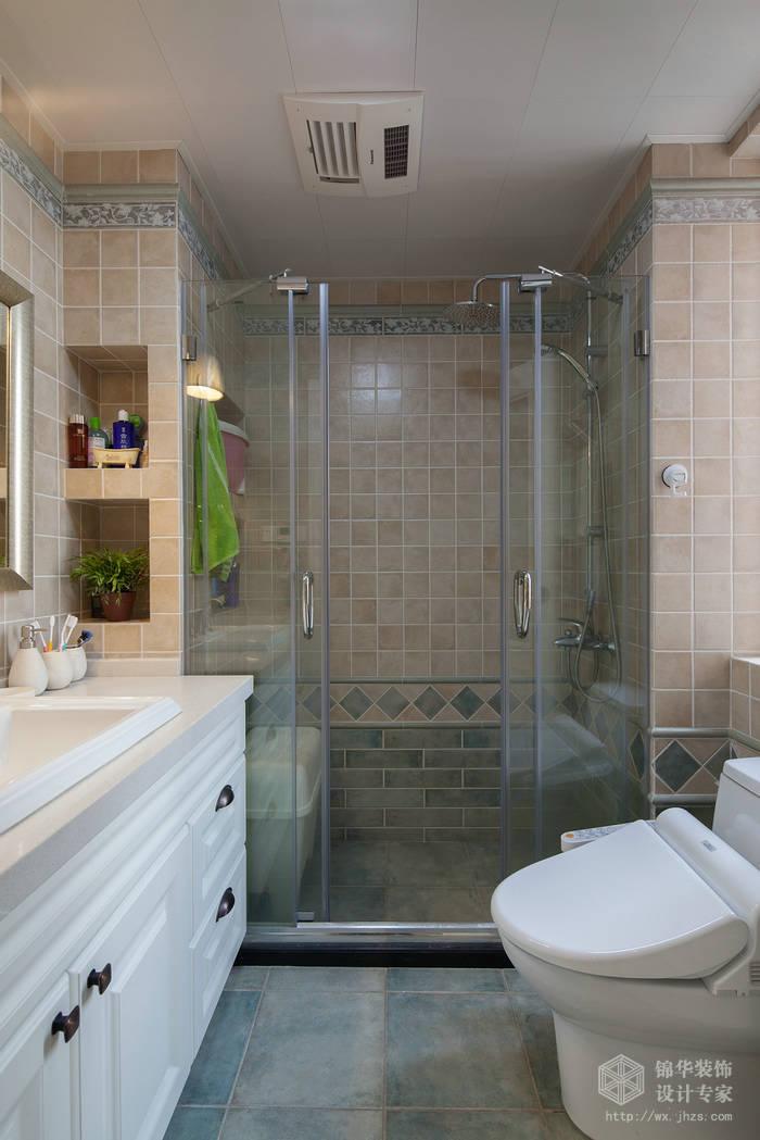 央领地100平两室两厅一卫现代简约风格实景样板间装修 两室两厅装