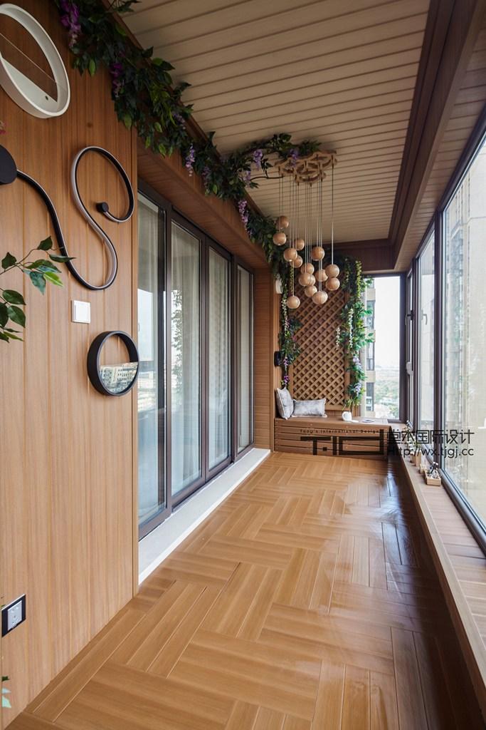 现代风格-玺园-大户型-240平-装修效果实景图装修-大户型-现代简约