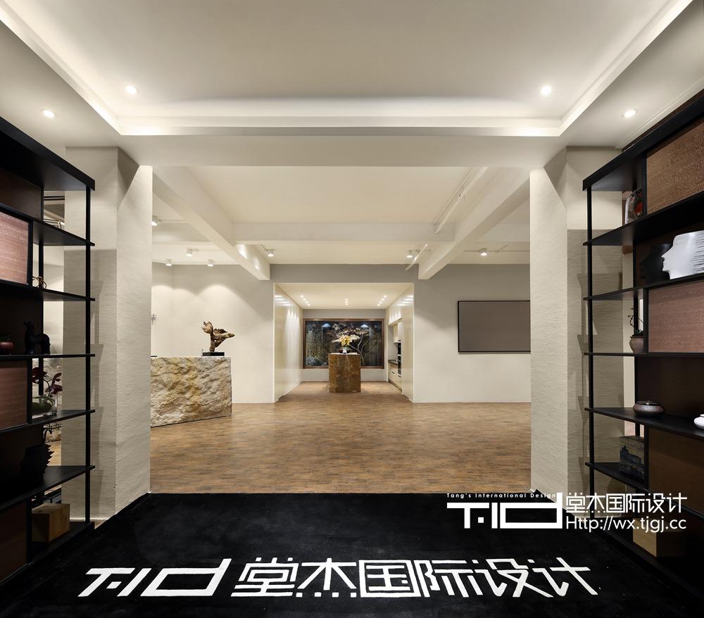 堂杰国际设计现代风格实景图