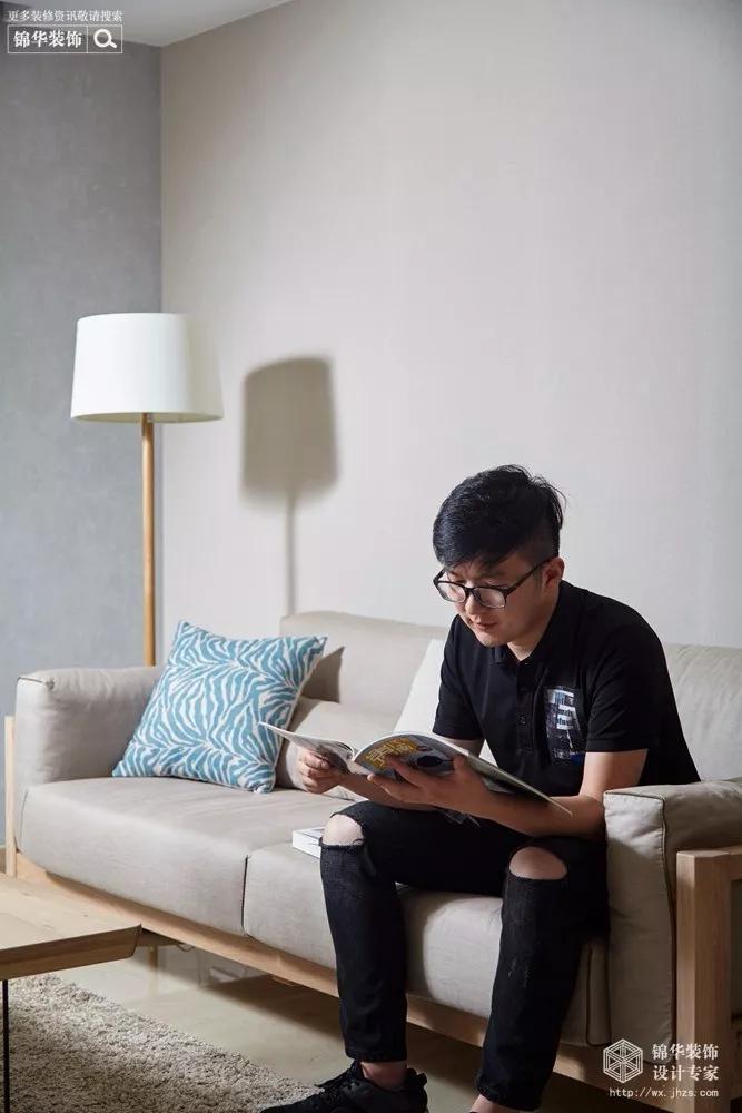 【素 颜】锦华装饰十九周年庆尚锦城业主温情献文