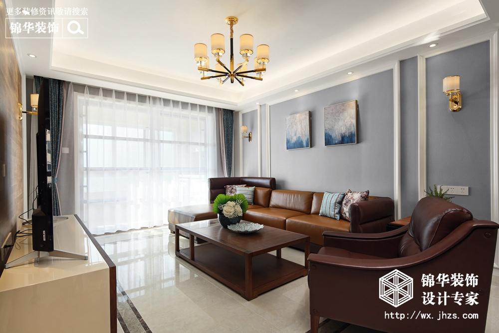 现代风格-国联乐园-四室两厅-143平-装修效果实景图