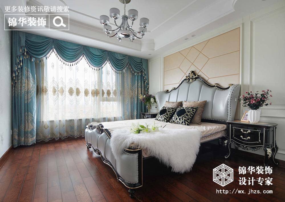 华府庄园150平欧式新古典风格实景图图片