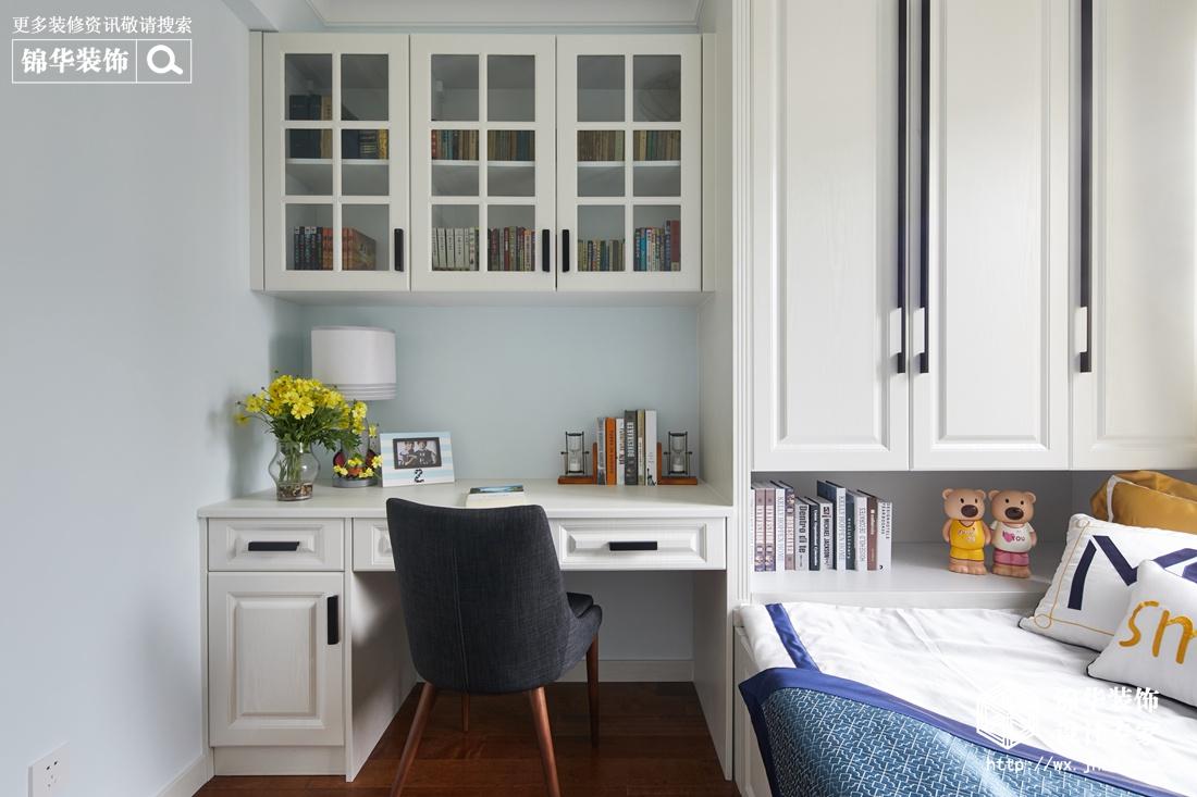 混搭风格-lols10外围平台凤凰熙岸-三室两厅-118平-卧室-装修实景效果图