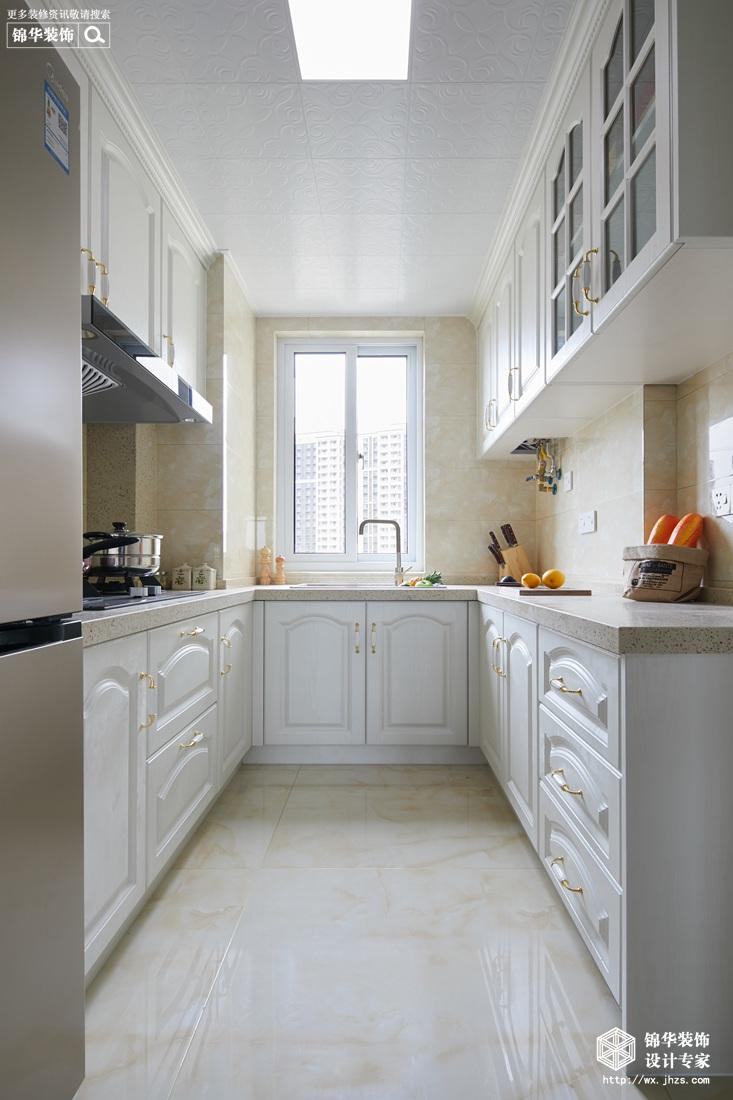 混搭风格-lols10外围平台凤凰熙岸-三室两厅-118平-厨房-装修实景效果图