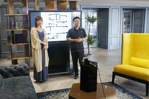 《堂杰支招》之雅居乐滨江国际/灰色主调下的优雅、不设限之家,简约有格调!