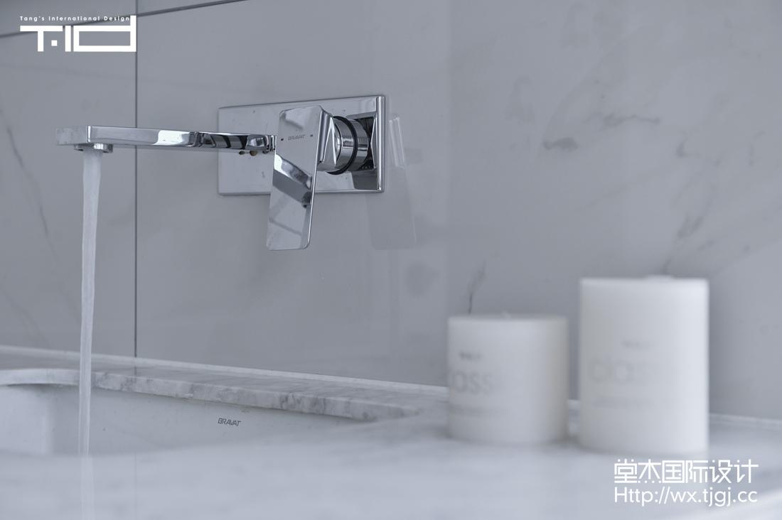 现代简约-新梅华府-大户型-270平-装修实景效果图装修-大户型-现代简约