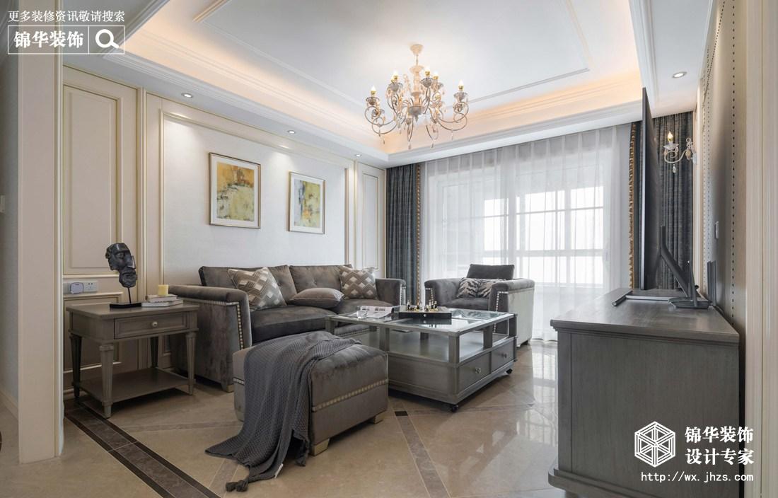 小美风格-国联乐园-四室两厅-143平-装修效果实景图