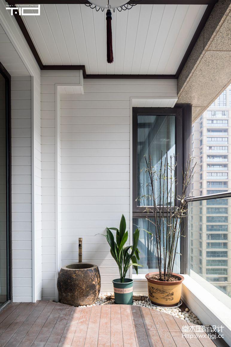 轻奢风格-玉兰花园-大户型-180平-装修效果实景图装修-大户型-新中式