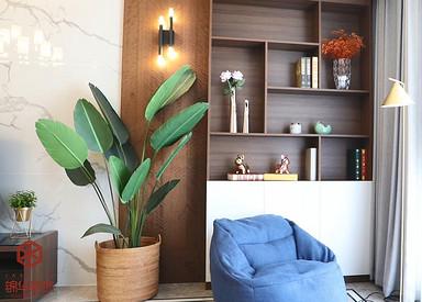 百乐和园洋房顶楼93平现代简约风格实景样板间视频