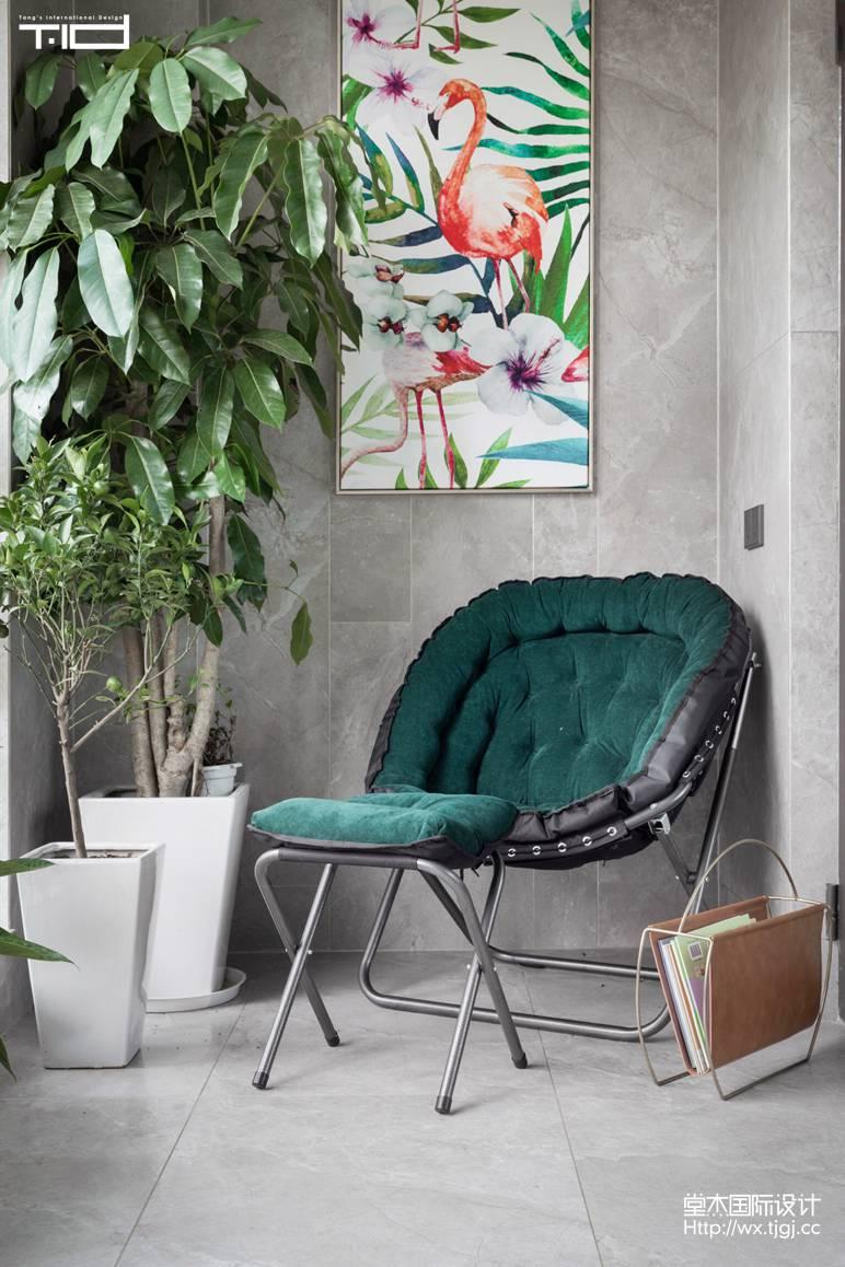 美式轻奢-玉兰花园-大户型-218平- 装修效果实景图装修-大户型-简美