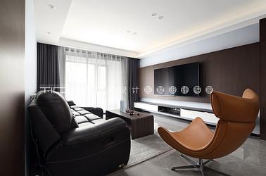 现代风格-九龙仓御玺-三室两厅-146平-装修实景效果图