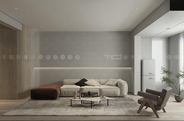 现代风格-西水东-四室两厅-157平-装修效果图